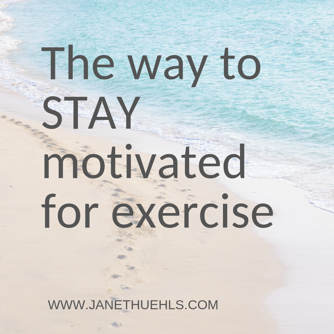 staying motivated for exercise (1)