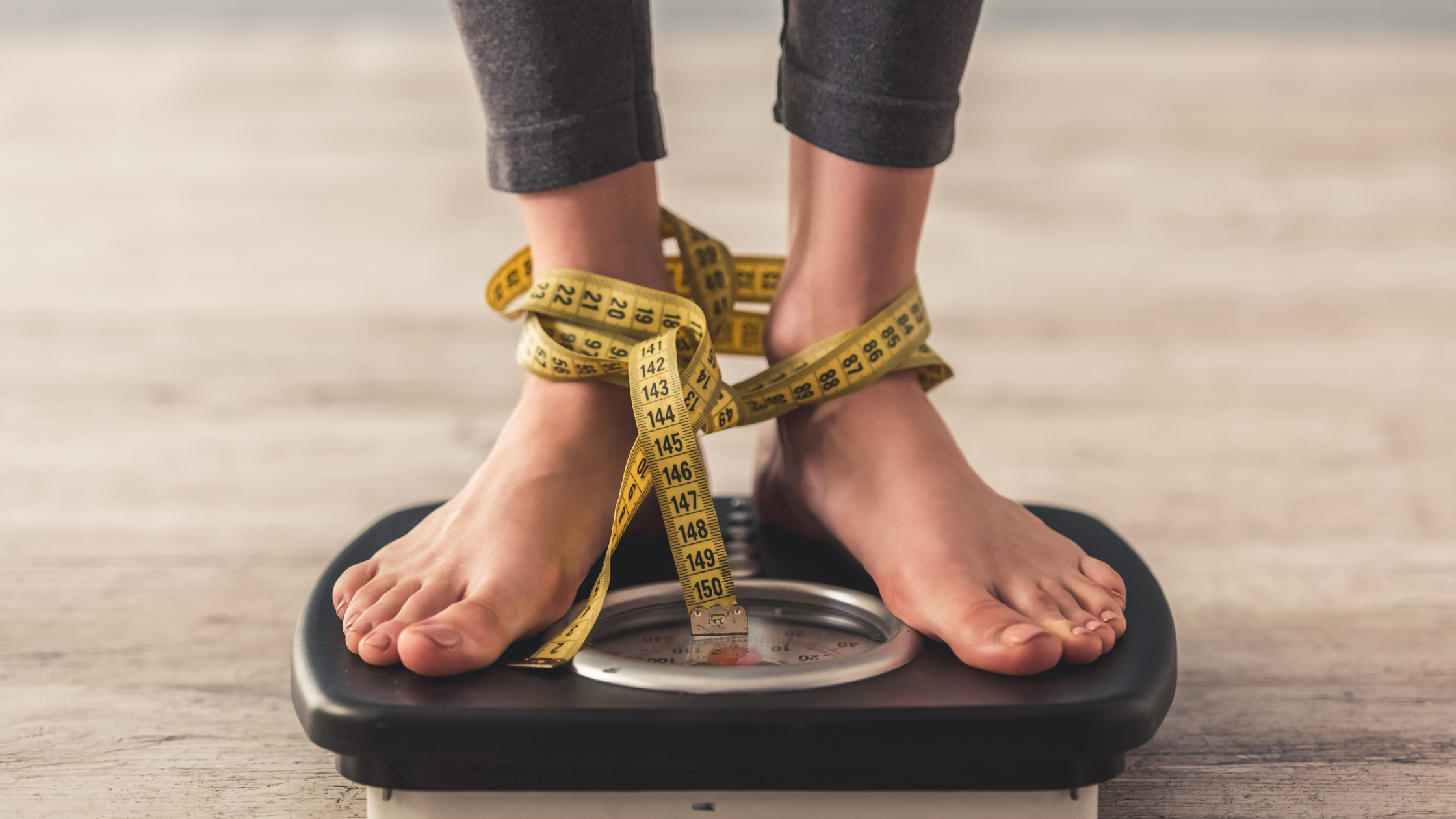 Why cant I lose weight with diet and exercise? Shedding the stress of the scale