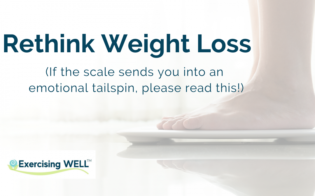 Rethink Weight Loss